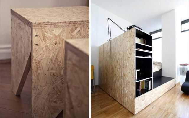 decorar-con-tablero-osb | Tye\'s Bedroom Ideas | Pinterest | Tablero ...