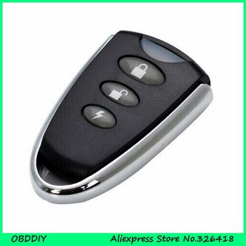 Obddiy 315mhz 433mhz Remote Key Fob Case Self Learning Auto Remote Control Duplicator Remote Key Shell 3 Button A307 Remote Control Remote Key Fob