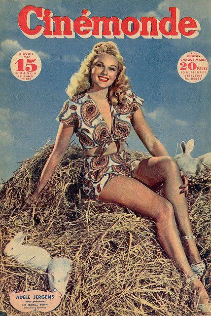 Iconic 40s Fashion: Resort Wear, Famous Women, Celebrities