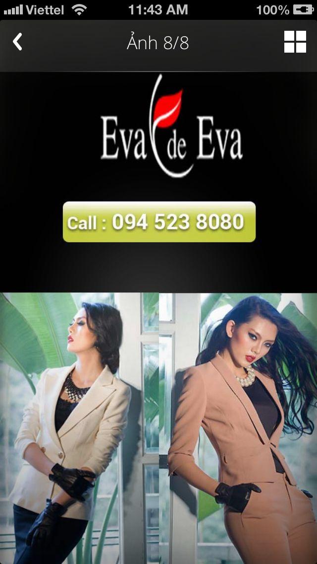 Eva de Eva on BaoMoi4