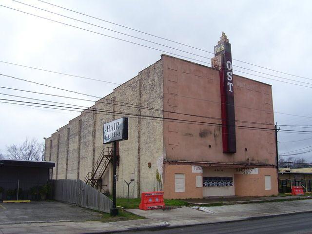 Paris Theatre On Old Spanish Trail In Third Ward Houston