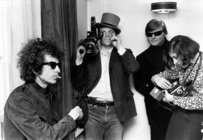 Bob Dylan & DA Pennebaker