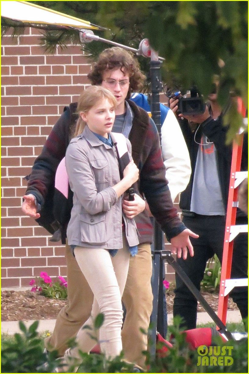 Chloe moretz kick ass 2 | New Images from the Set of KICK-ASS 2 Featuring Chloe Moretz's Hit ...