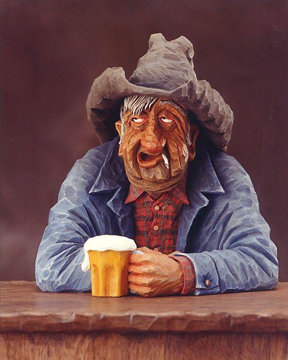 Women and beer fav pinterest holzkunst