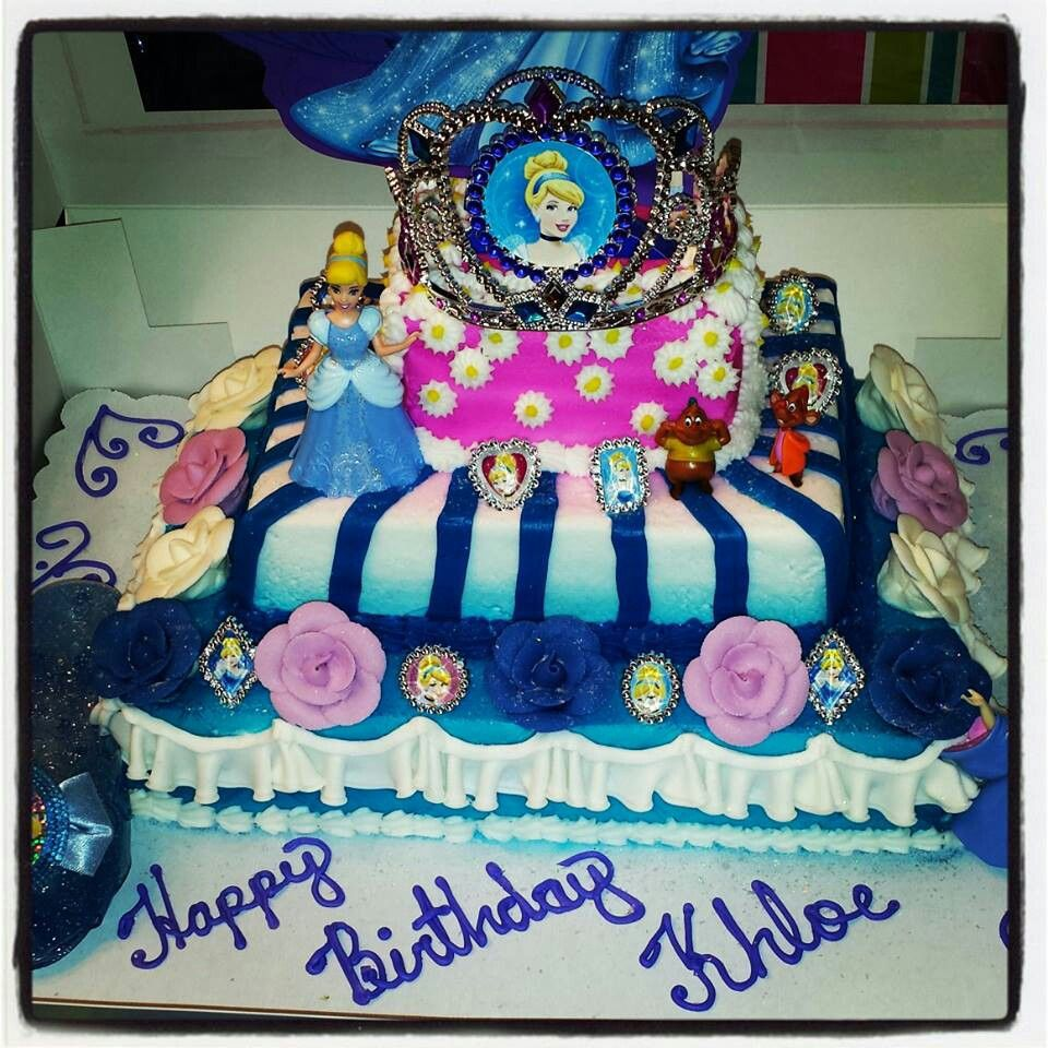 Remarkable My Cousins Lil Girls Bday Cake Made By Piggly Wiggly In Chauvin La Personalised Birthday Cards Vishlily Jamesorg