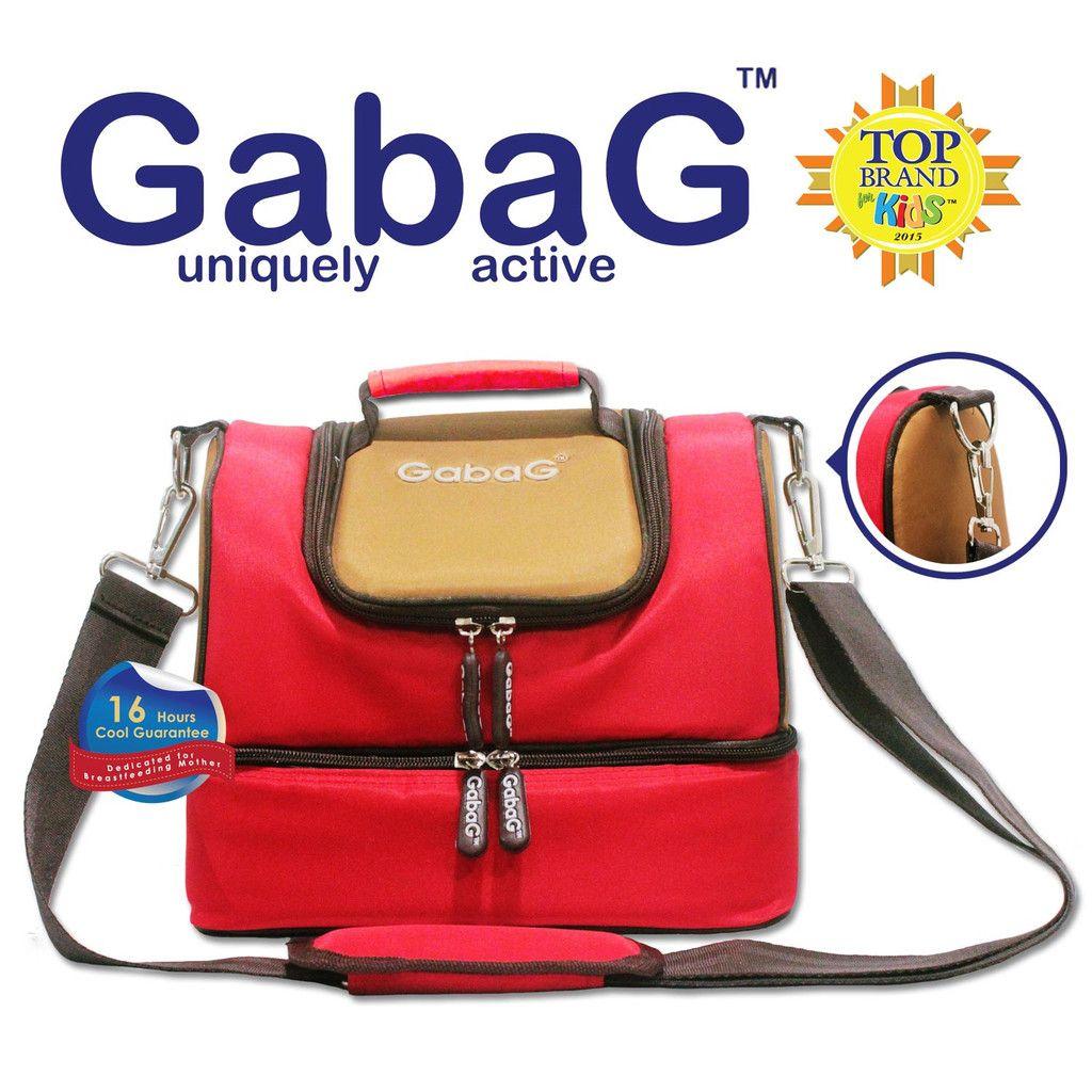Borneo Bag - Red