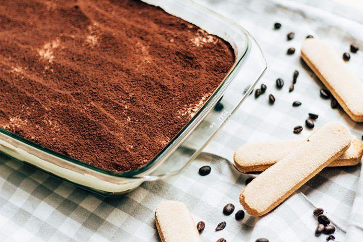 Tiramisu - das Originalrezept aus Italien   Rezepte