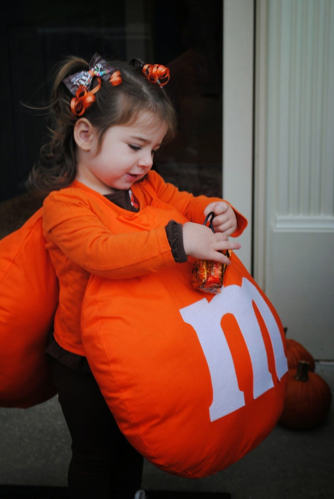 A few Halloweens back my thentwo year old daughter wanted