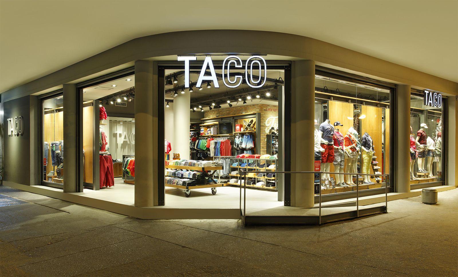 Taco - Copacabana - Rio de Janeiro - 2014 Arquitetura de Interiores - projetos comerciais - Retail Design - Shop Spaces.