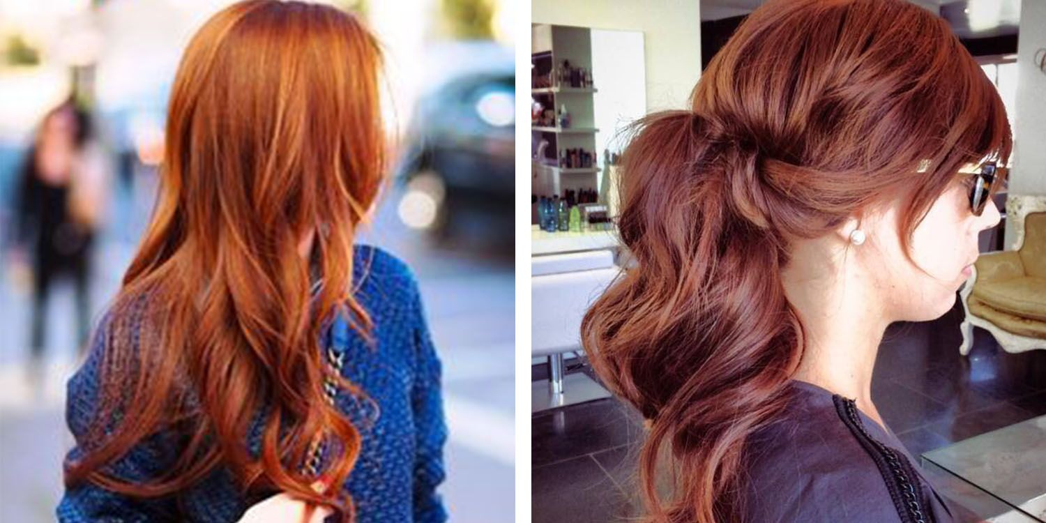 Most Popular Red Hair Color Shades Red Hair Color Hair Color