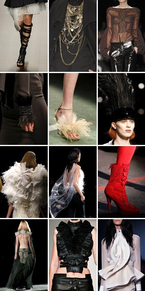 Givenchy por Riccardo Tisci