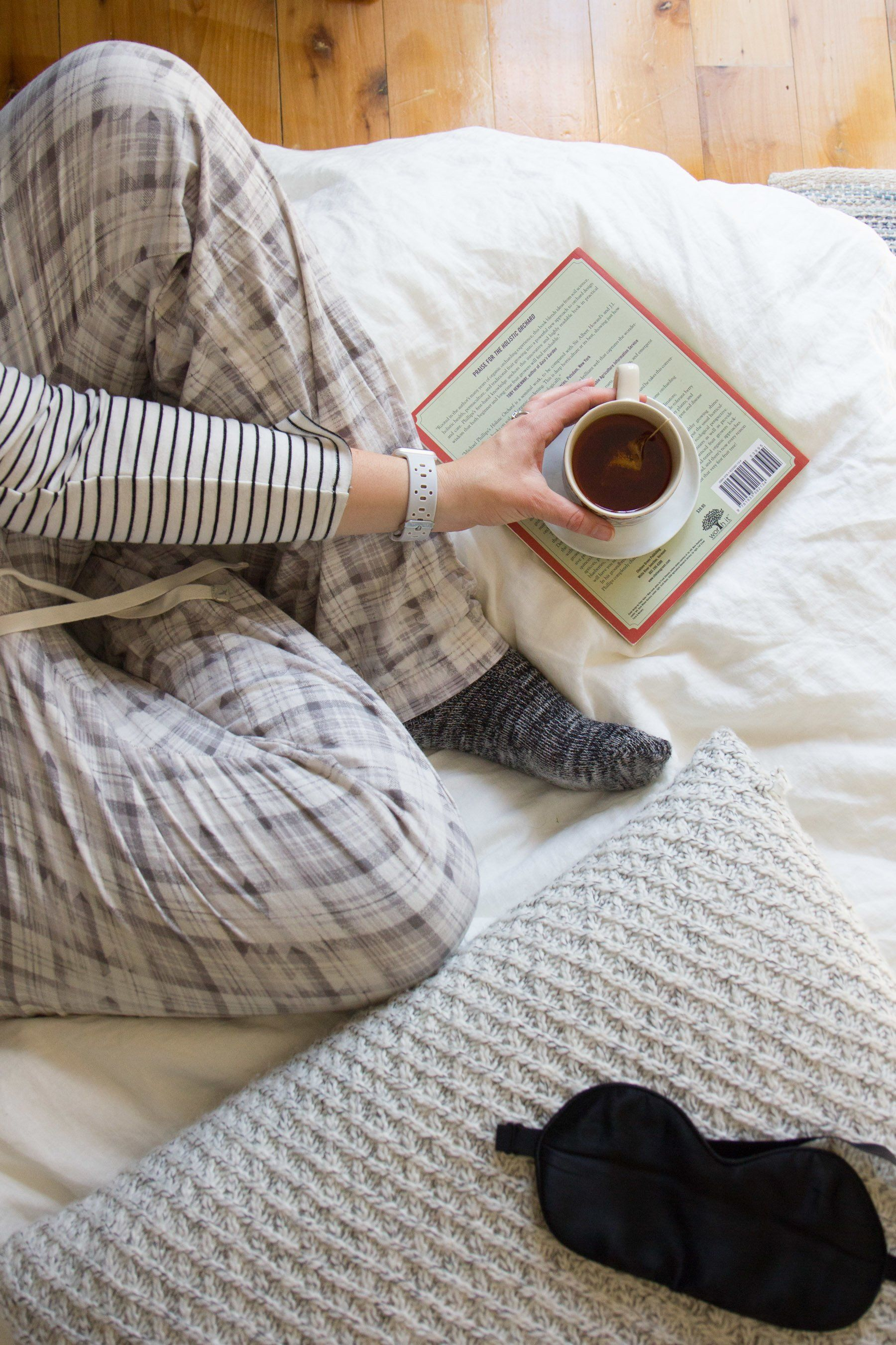 How to Build a Bedtime Routine When You Can't Fall Asleep