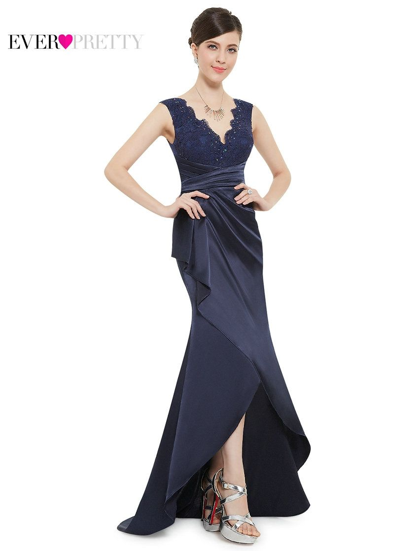 Clearance Sale] Ever Pretty Women Elegant Evening Dresses A-Line V ...