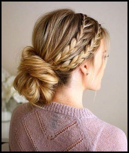 20 Extravagante Frisuren Für Das Kleid Zu Schmücken Top