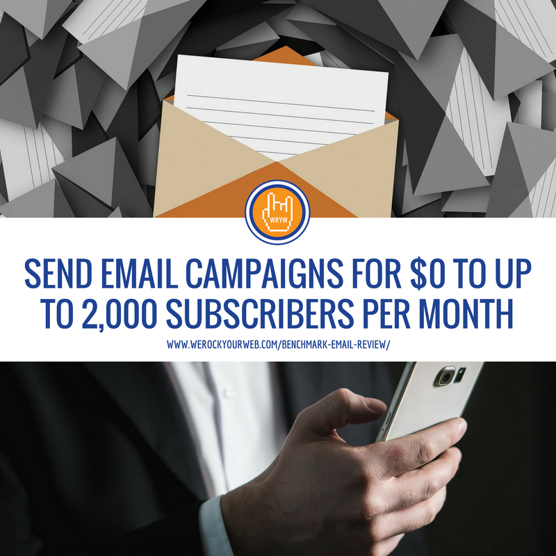 Benchmark Email Review: An Affordable Solution For Small Businesses