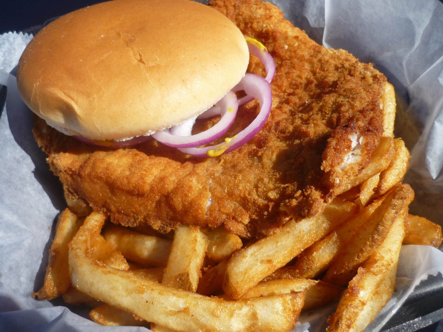 The Best Breaded Pork Tenderloin Sandwiches In The Midwest