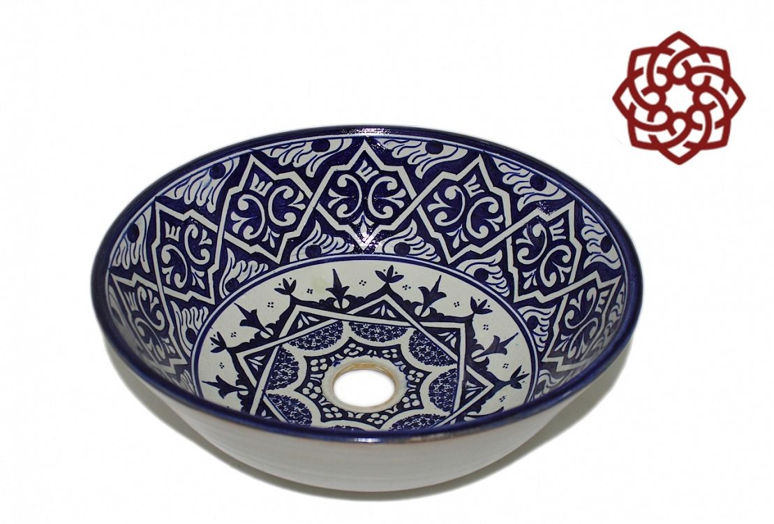 Moroccan Pottery Sinks   Colours Of Mexico   Mexican Sinks, Talavera Tiles  And Copper Sinks
