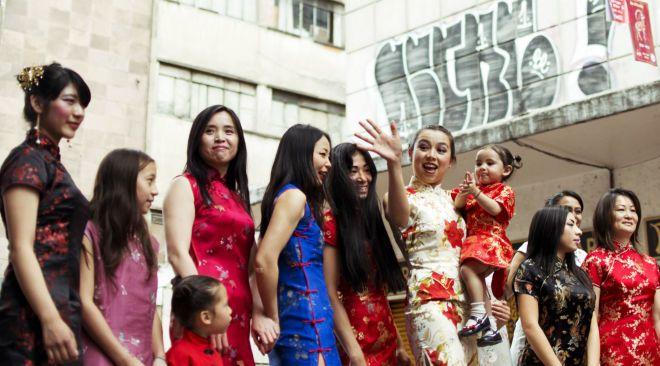 Año Nuevo Chino en el DF