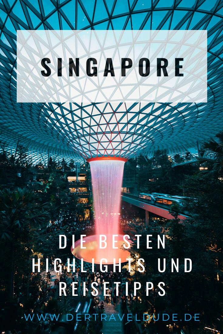Singapur In 3 Tagen Reisetipps Und Sehenswurdigkeiten Fur Einen Stopover In Singapore Restaurants Unterkunfte Ausfluge Fortbewe Singapur Reisetipps Reisen