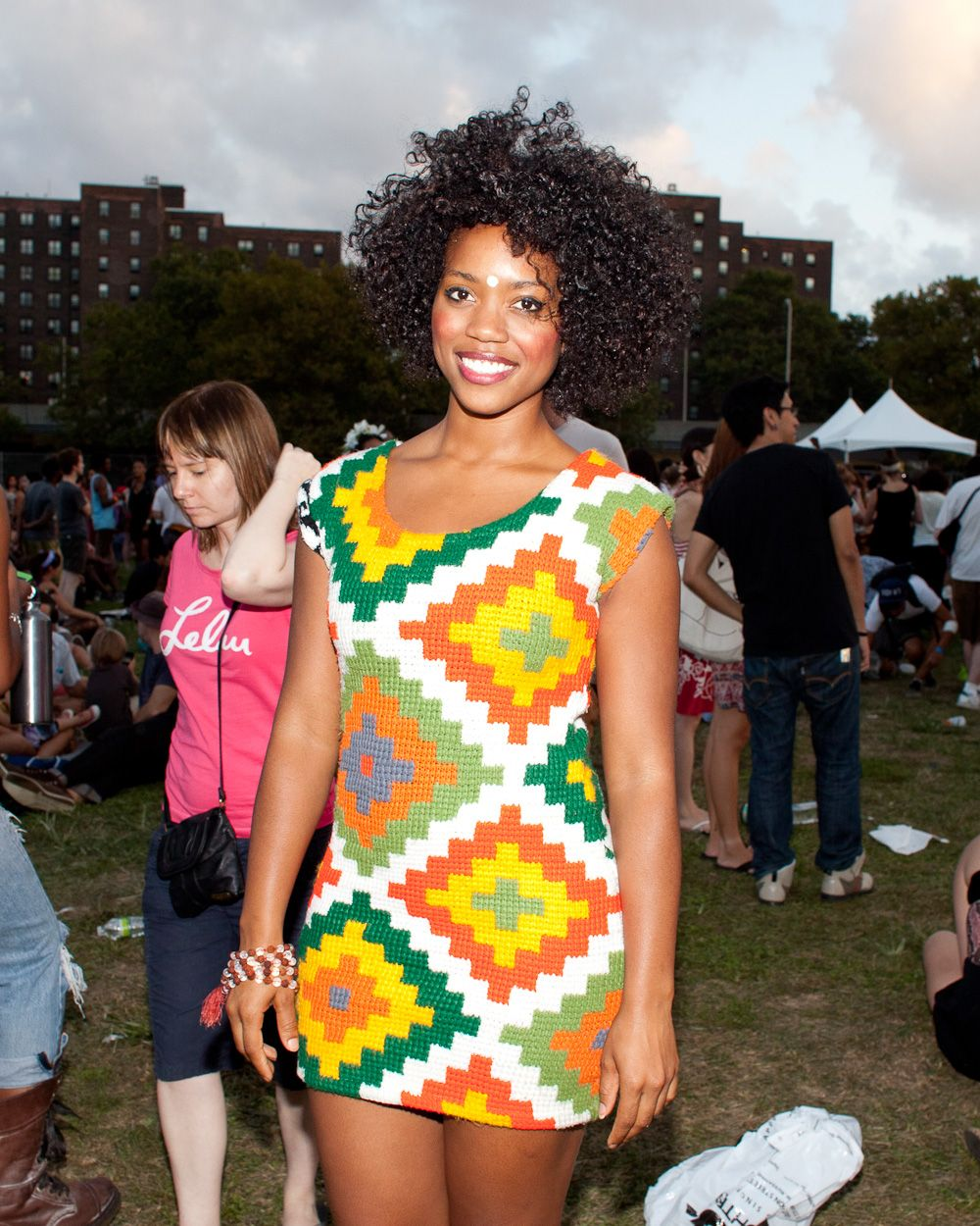 Funky Fashions AfroPunk Festival afropunk Afropunk