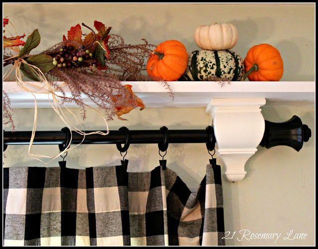 Shelf And Curtain Window Treatment Home Ideas Home