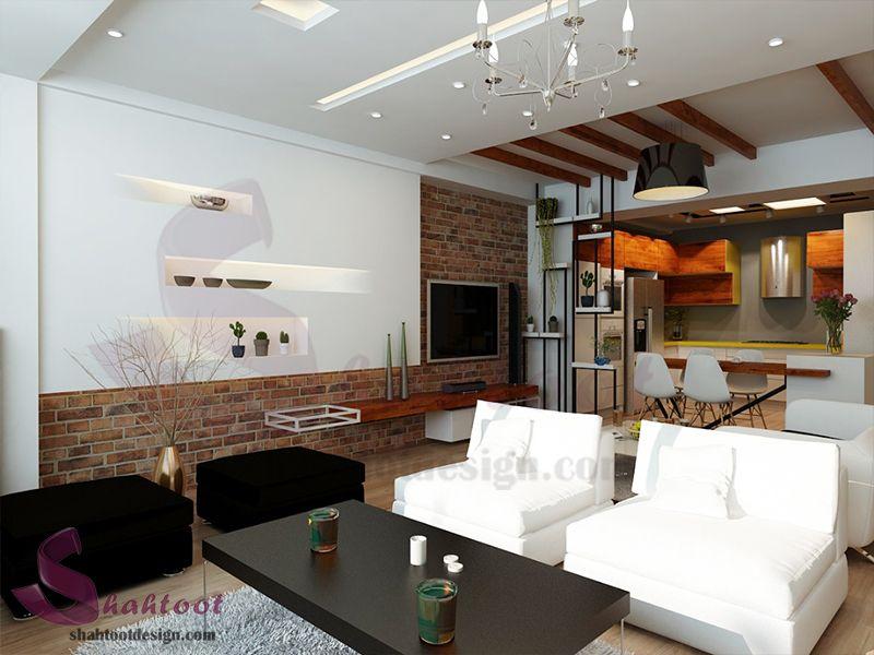 طراحی دکوراسیون منزل 170 متری در کرج Home House Design Home Decor