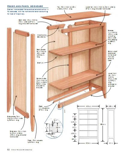 Bookshelf Plans Woodworking Free Http Www Woodesigner Net Offers Excellent Suggestions And Also Ideas To Wor Diy Furniture Plans Bookcase Plans Diy Furniture