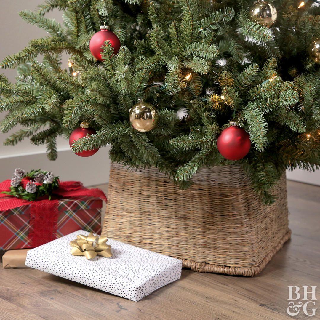 3 Genius Hacks For Diy Christmas Tree Collars Diy Christmas Tree Christmas Tree Christmas Tree Themes