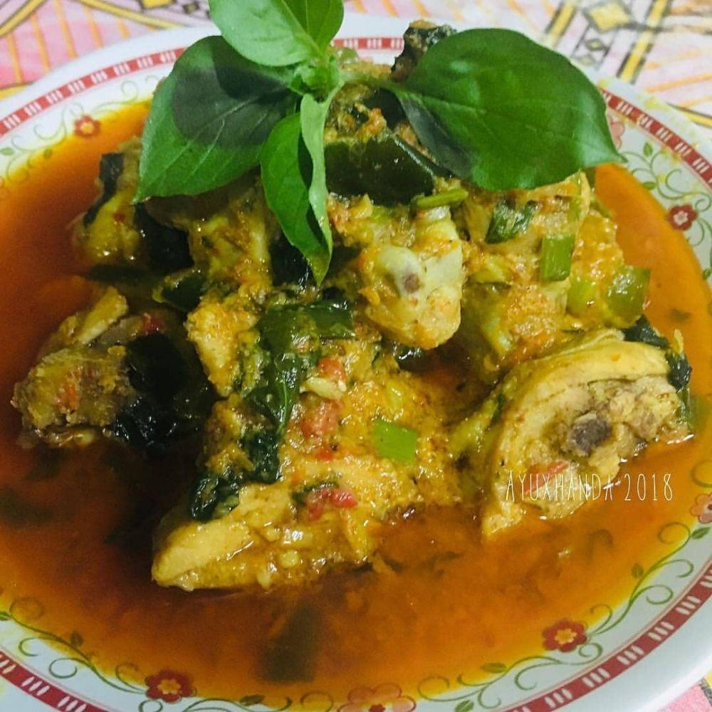 Resep Ayam Kuah Instagram Resep Ayam Resep Resep Masakan Asia