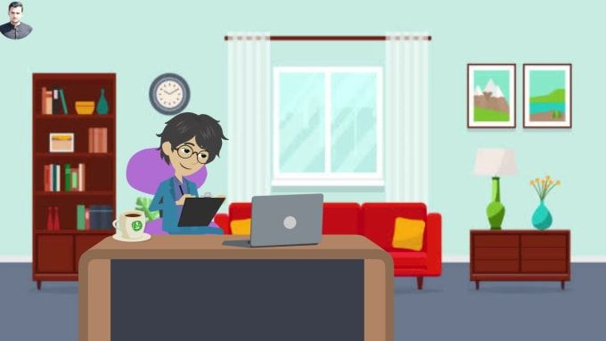 are you looking for 2D animation or 2D animated explainer videos for your business or company? Hi Welcome to my Gig I am an animator and creating animated videos since 2017. I will create a highly engaging quality 2d animated explainer video which will increase your sales. Transforming your idea to life with a world-class 2d animated explainer video at the most affordable price.