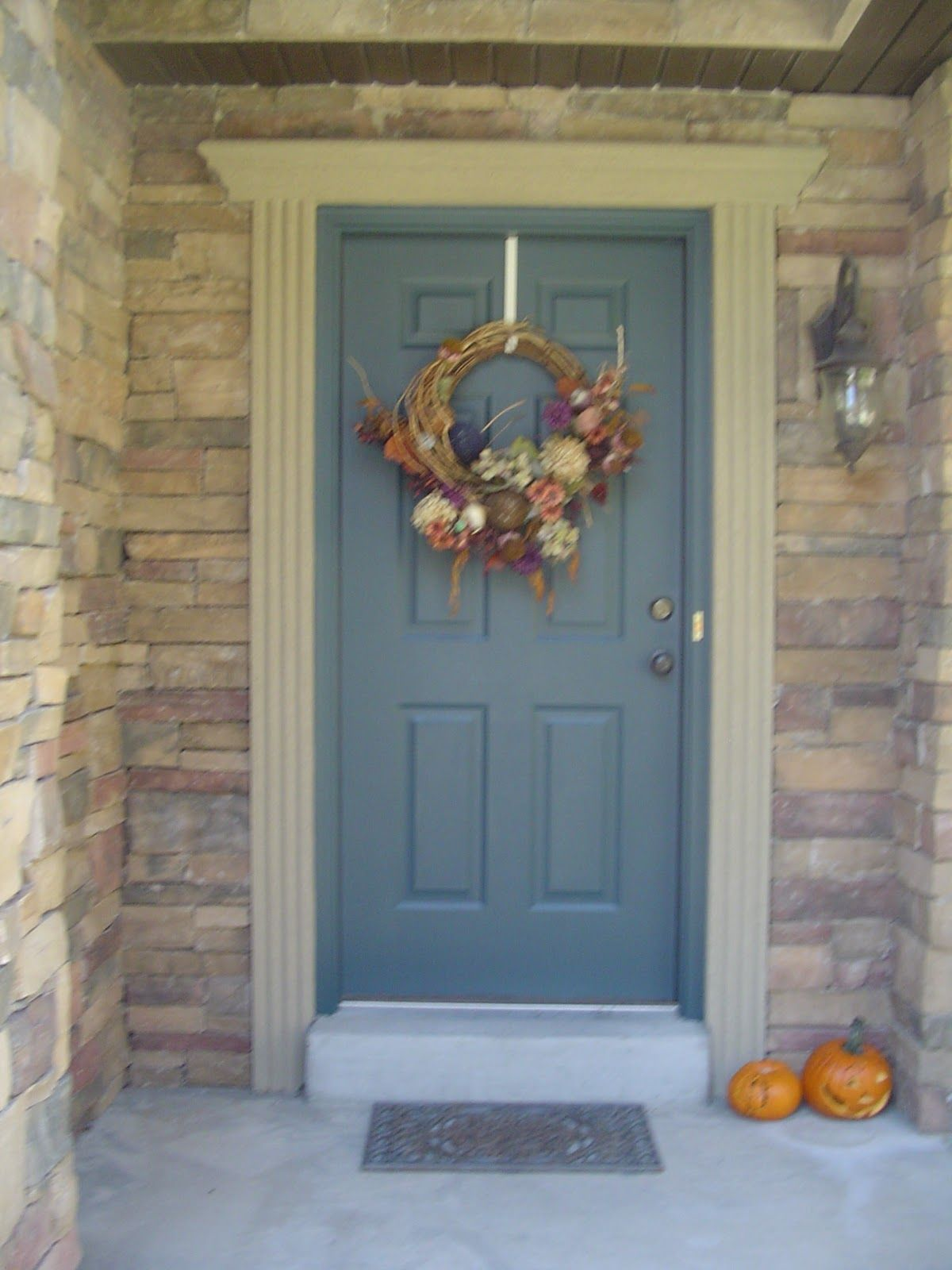 Possibility For Front Door Color