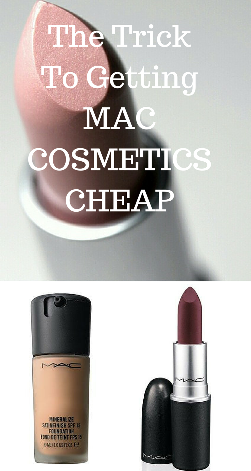 MAC at a discount! Shop MAC Cosmetics & other brands at up