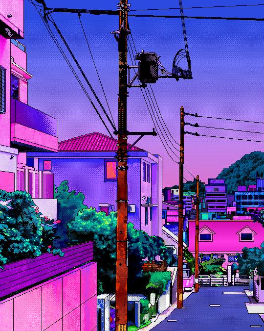 Related image | Vaporwave art, Vaporwave, Pixel art