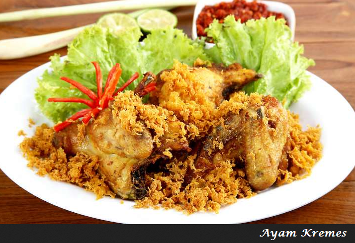 Resep Ayam Kremes Gurih Kriuk Kriuk Resep Om Resep Ayam Ayam Goreng Resep Masakan