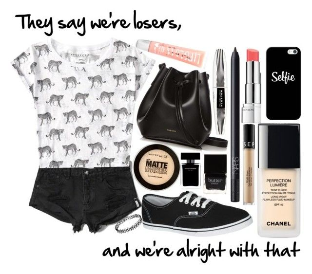 """""""//They say we're losers//"""" by sarah-suess ❤ liked on Polyvore"""