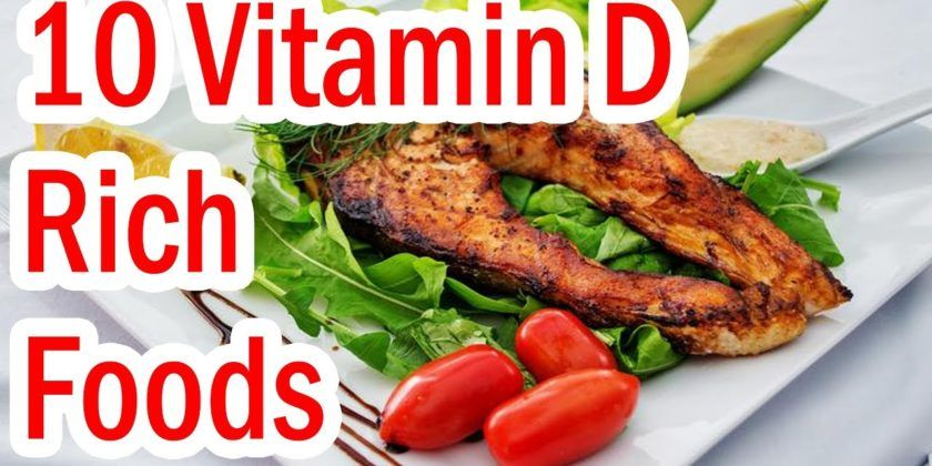 10 Best Vitamin D foods (With images) Vitamin d foods
