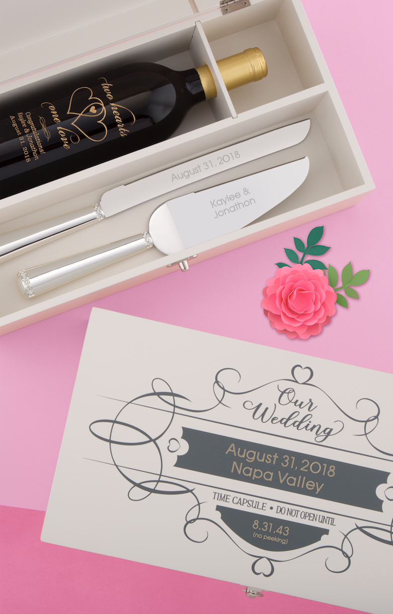 We Vow to Offer the Best Wedding Gifts like the Wedding Pinewood ...