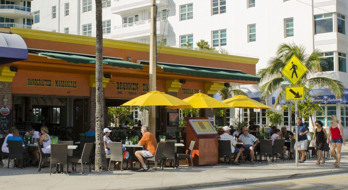 Drunken Taco Fort Lauderdale Beach Fl 10 30 15 Fort