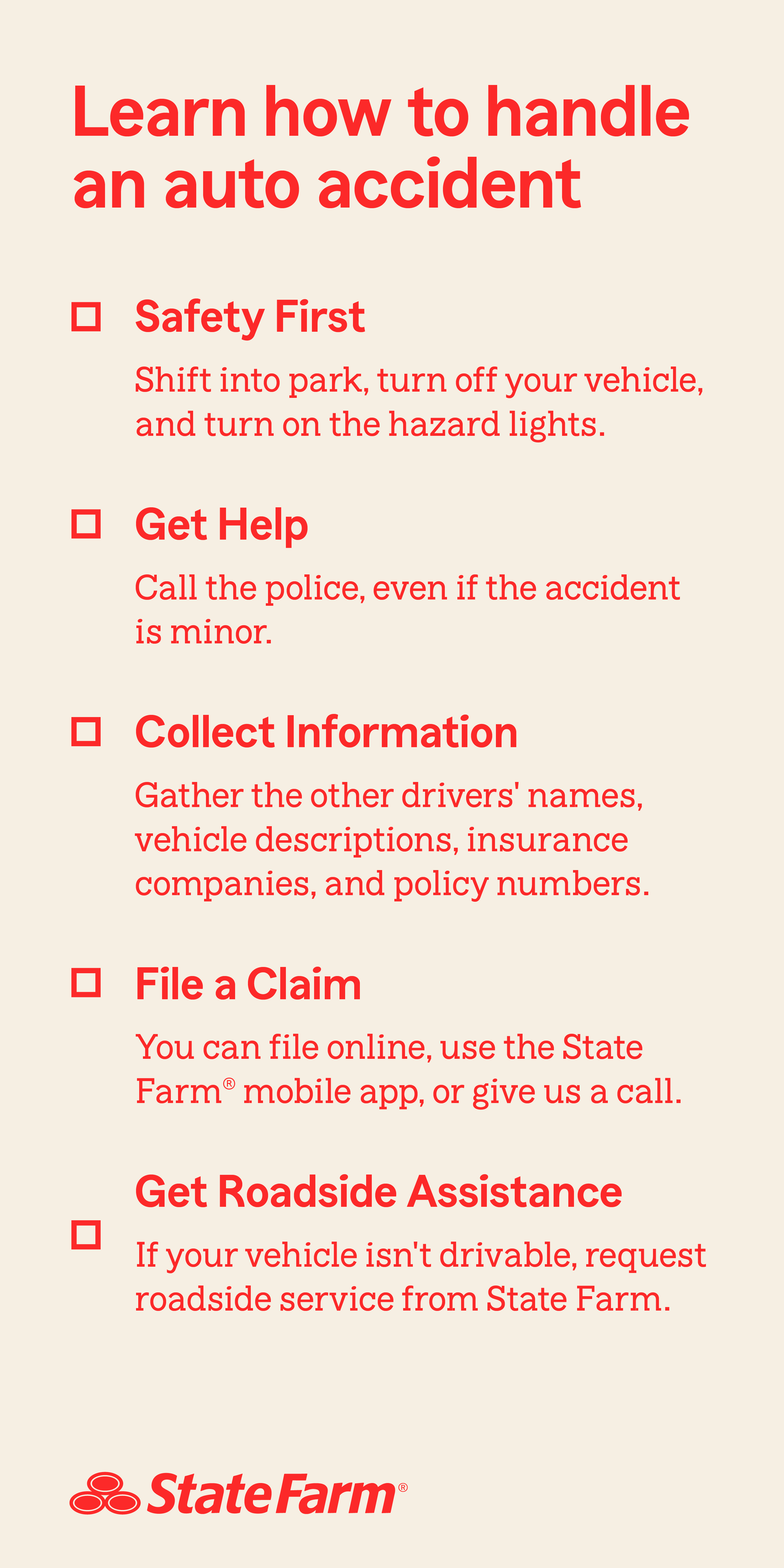 Learn How To Handle An Auto Accident In 2020 Life Help Useful Hack Car Hacks Essays