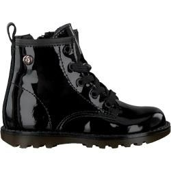 Zapatos con cordones Pinocchio P1690 Black Girls Pinocchio