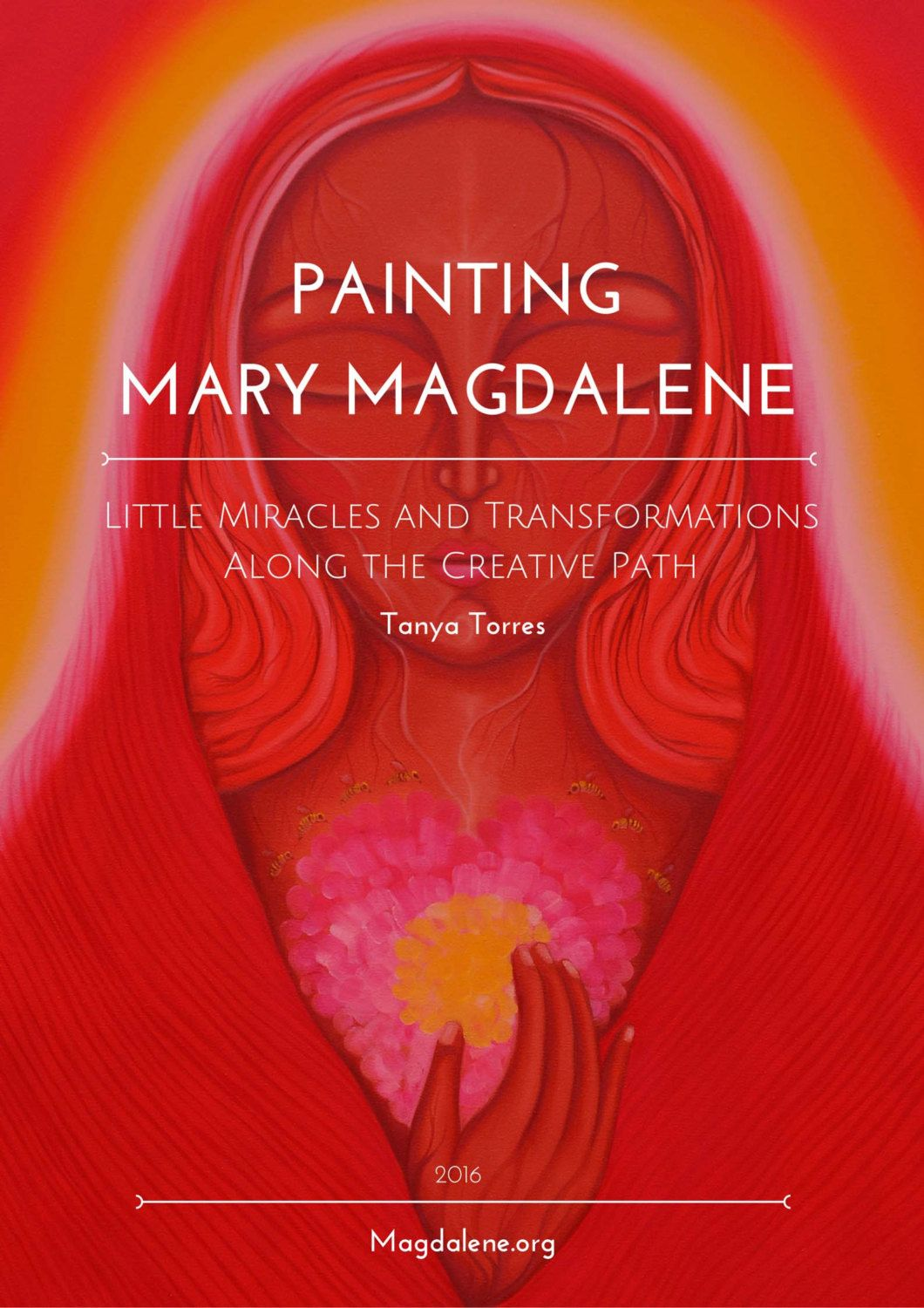 Painting Mary Magdalene Inspirational Book Etsy Mary Magdalene Gospel Of Mary Inspirational Books
