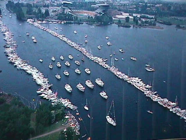 Opening Day, the official opening of Seattle's boating