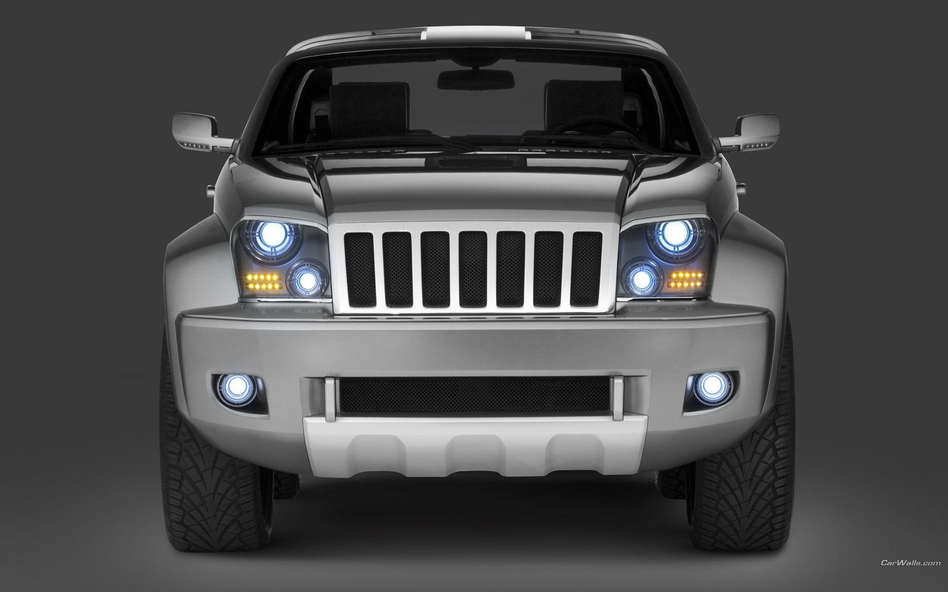 Ultra HD Jeep Trailhawk 128 1920×1200