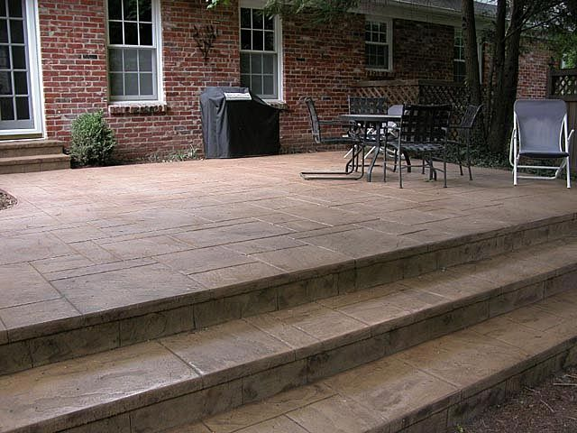 Ideas For Covering Concrete Patio Patio Ideas And Patio Design