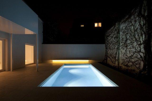 Schwimmbäder Darmstadt das perfekte beton schwimmbad ian shaw architekten darmstadt