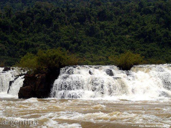 Visita los Saltos del Moconá