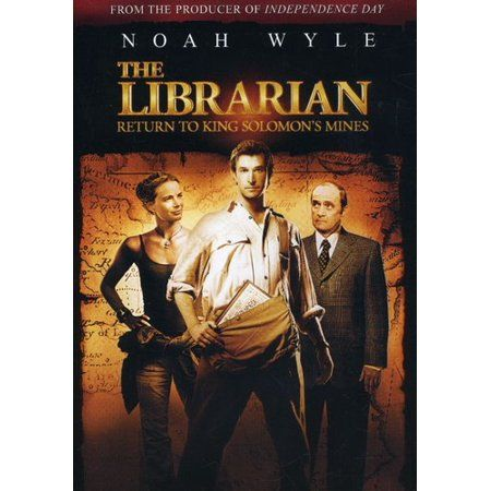 Librarian-turned-adventurer Flynn Carsen endeavors to find King Solomons mines. Director Jonathan Frakes Star Bob Newhart, Gabrielle Anwar, Noah Wyle Special Features: Widescreen, Featurettes.