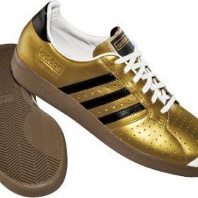 wholesale dealer f61bf 91354 adidas Forest Hills 72 451662 2006 gold black