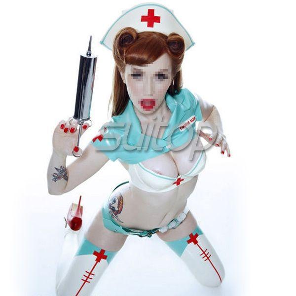 medical fetish nurse hat