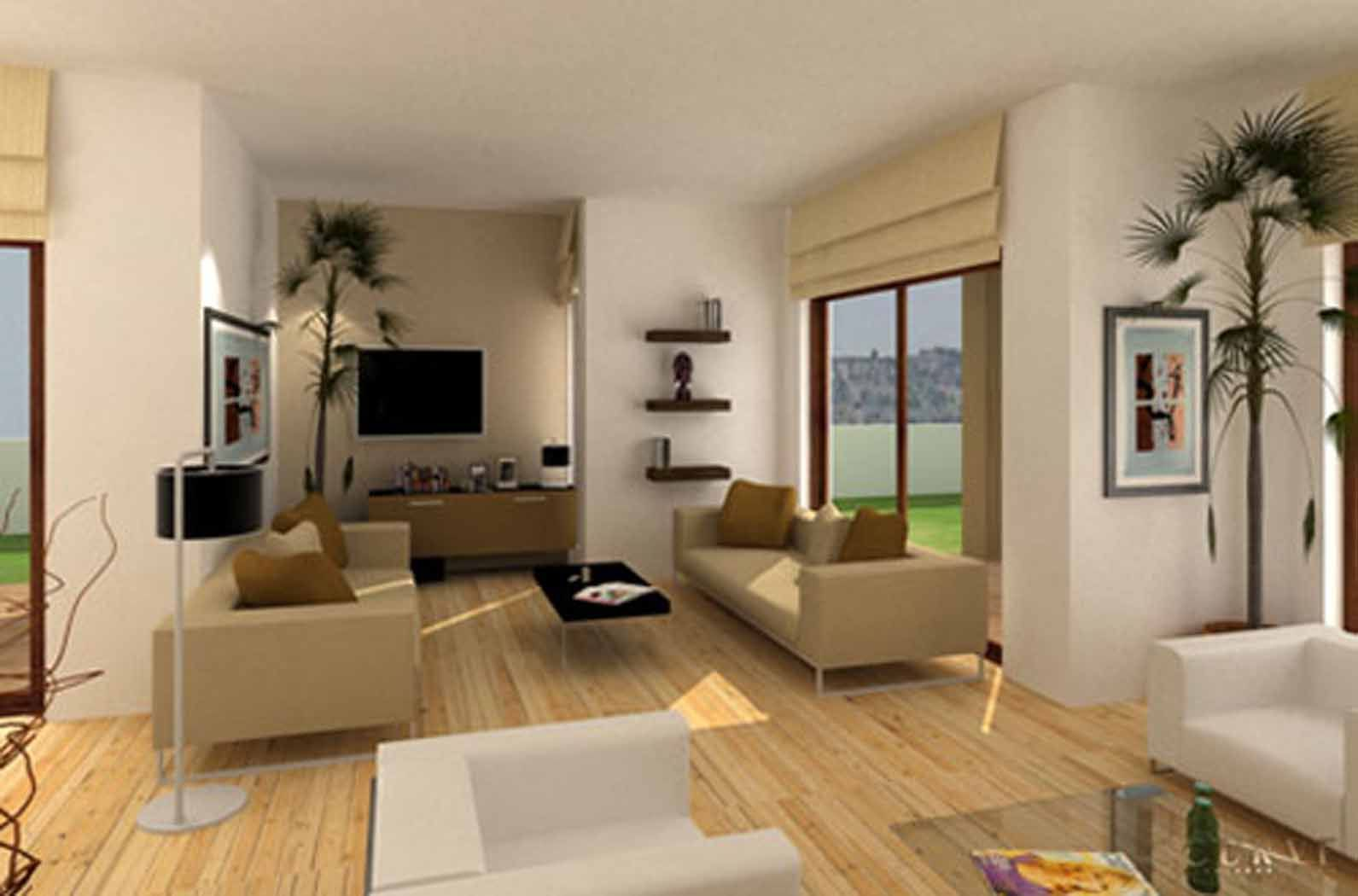 Modern Apartment Decorating Ideas Custom Nice Modern Apartment Decorating Ideas  Stylendesigns . Decorating Inspiration